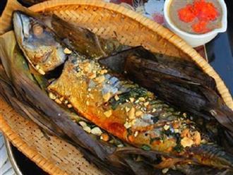 Cách làm món cá nục bọc lá chuối nướng thơm ngon béo ngậy