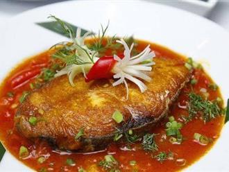 Cách làm món cá thu sốt cà chua đậm đà, bao nhiêu cơm cũng hết