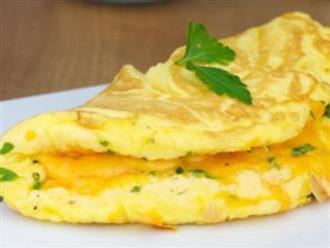 Cách làm món trứng chiên sữa tươi thơm ngon, bé biếng ăn cũng thích mê