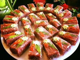 Cách làm nem chua tại nhà tuyệt ngon đãi khách rôm rả ngày Tết