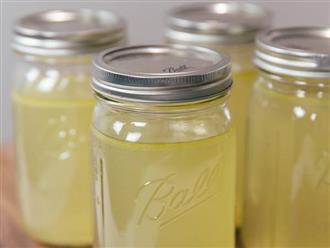 Cách làm nước dùng gà thơm ngọt, nấu canh hay súp đều ngon ngất ngây