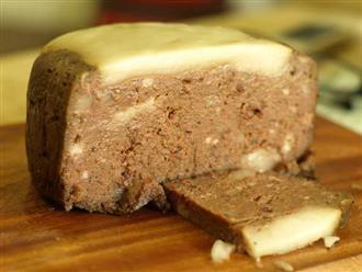 Cách làm pate gan lợn tại nhà đơn giản mà vẫn thơm ngon, béo ngậy