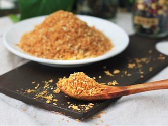 Học ngay cách làm ruốc gà siêu nhanh siêu ngon của người Trung Quốc