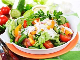 Cách làm salad trộn vừa ngon vừa thanh mát, giúp bạn giải nhiệt mùa hè