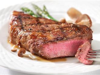 Cách làm thịt bò bít tết siêu ngon từ giờ chẳng phải ra hàng thưởng thức