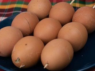 Bật mí cách làm trứng gà nướng Thái ngon rụng rời!