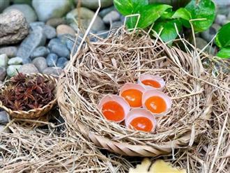 Mách bạn cách làm trứng muối thơm ngon đều chằn chặn, 10 quả như 1