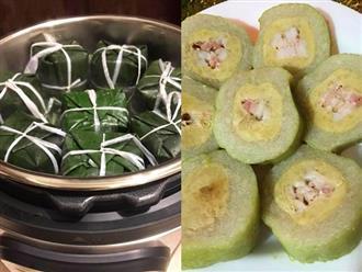 Mẹ Việt xa xứ bày cách luộc bánh chưng, bánh tét bằng nồi áp suất không tốn thời gian