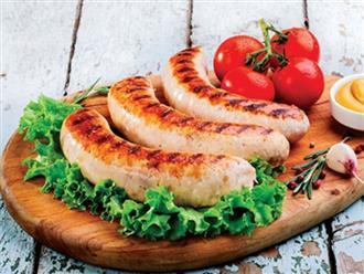 Cách mua xúc xích thịt nguội ngon và mẹo bảo quản giữ nguyên dinh dưỡng ngày Tết