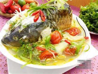 Cách nấu canh cá ngon khiến chồng con ăn không thừa một miếng
