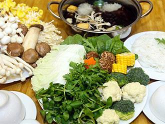 Cách nấu lẩu chay ngon cho bữa ăn sum vầy thanh tịnh