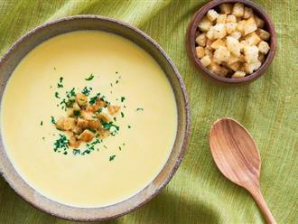Người Nhật có cách nấu súp ngô cực ngon - bạn đã biết chưa?