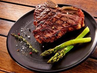 Cách ướp thịt bò nướng thơm mềm, chuẩn vị như ngoài hàng