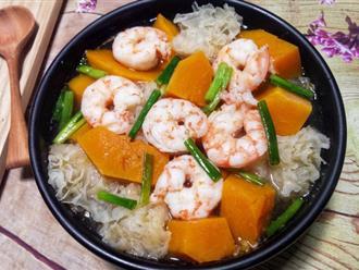 Bữa tối giảm cân mà vẫn đủ chất ngon lành với món canh siêu dễ nấu