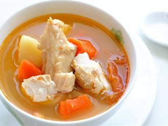 Nấu canh cá kiểu này vừa ngon vừa ngọt ai ăn cũng mê