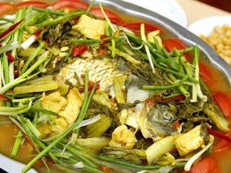 Nấu canh cá dưa chua kiểu này cơm bao nhiêu cũng hết, ăn ngon hơn cả ngoài hàng