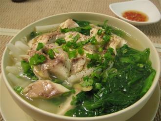 Nấu canh cá rô cải xanh ngon ngọt kiểu này ai ăn cũng thích, hễ ăn là ghiền