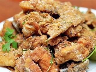 Cách làm món cánh gà rang muối đơn giản nhất