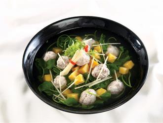 Cách làm canh rau má khoai lang ngọt bùi, đưa cơm cho ngày cuối tuần