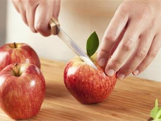 Tuyệt chiêu cắt trái cây đơn giản, dễ dàng và đẹp nhất, người vụng mấy cũng làm được
