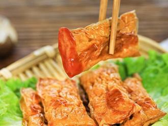 Thực đơn ăn kiêng không còn nhàm chán với món chả gà đậm đà hấp dẫn