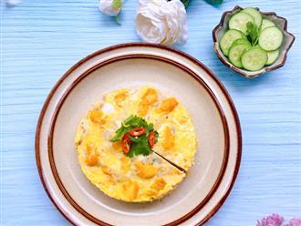 Thử ngay món mới cho bữa tối hôm nay: Chả hấp trứng muối ngon bất ngờ!