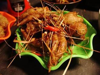Chân gà xào sả ớt - thêm một công thức món nhắm hay món ăn vặt đều ngon hết sẩy