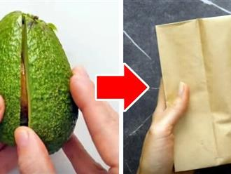 Thật không thể tin nổi chẳng cần tủ lạnh vẫn có thể giữ rau củ quả tươi roi rói nhờ loạt bí kíp đặc biệt