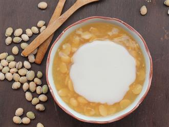 Cách nấu chè đậu ván nước cốt dừa ngon, mát lạnh cho ngày nắng cuối tuần