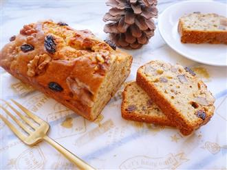 """Chuối chín trong nhà """"ế ẩm"""" không ai ăn nhưng mang làm bánh thế này thì ngon ngỡ ngàng ăn bữa sáng hay bữa phụ đều thích mê"""