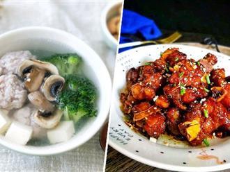 Cơm tối chỉ 2 món mà ngon nhức nhối, các mẹ không tin thử làm biết ngay!
