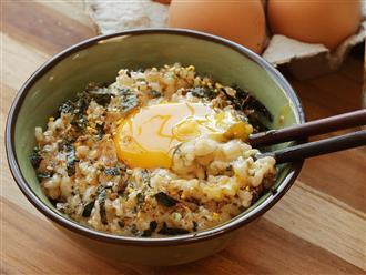 Cơm trứng sống với xì dầu, món ăn tưởng kinh khủng nhưng người Nhật lại nghiện ăn