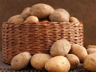 Những công dụng bất ngờ của khoai tây chỉ rất ít người biết