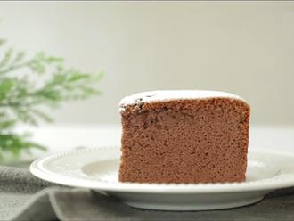 Có công thức làm bánh cheesecake chocolate này tôi tự tin làm bánh cả nhà ăn khen ngon nức nở