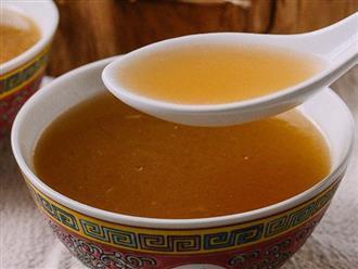 Có công thức nấu nước dùng này, tôi nấu món canh hay súp gì cũng ngon và tiện hơn hẳn