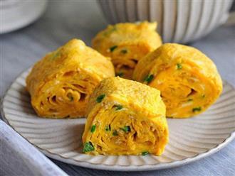 Cứ tưởng trứng luộc là bổ dưỡng, nhưng đem so với trứng rán mới biết được bí mật bất ngờ