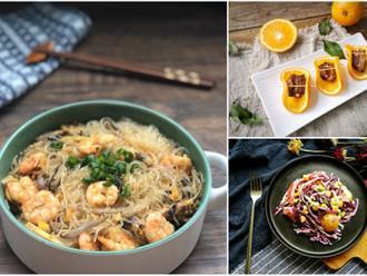 Cuối tuần không cần nấu cơm chỉ với 3 món này cũng đủ no nê ngon miệng