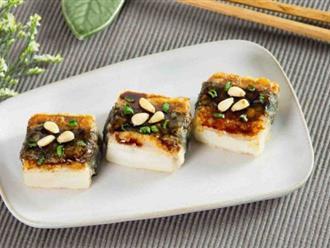 Món đậu hũ quen thuộc có thể ngon đến bất ngờ với cách làm sáng tạo của người Nhật