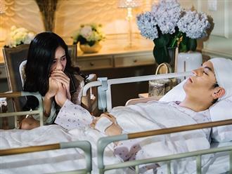 """Đêm ấy khi chồng nói: """"Anh không bảo vệ mẹ con em được nữa rồi!"""", tôi biết anh sẽ ra đi mà không thể yên lòng"""