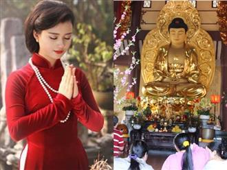 Kiêng kỵ khi đi chùa lễ Phật ngày đầu năm: 9 điều chớ dại cầu khấn kẻo tổn hao phúc khí, tài lộc tiêu tán