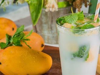Có món đồ uống đẳng cấp nhà hàng 5* mà ai cũng có thể làm được, mùa hè bạn nhất định phải thử!