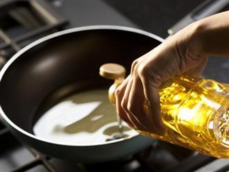 """Đừng bao giờ dùng 2 loại dầu ăn này để nấu nướng cho gia đình vì chúng nguy hiểm ngang """"thuốc độc"""", tiềm ẩn nhiều nguy cơ bệnh tật và ung thư"""
