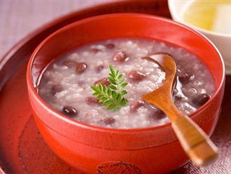 Những món ăn, đồ uống giúp giữ ấm cơ thể mẹ cần bổ sung ngay cho bé trong ngày lạnh