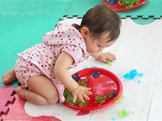 Cách giúp trẻ ghi nhớ tốt từ giai đoạn sơ sinh, lớn lên thông minh vượt trội