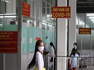 196 nhân viên Bệnh viện Chợ Rẫy liên quan đến bệnh nhân 449 và 450 đã có kết quả xét nghiệm COVID-19