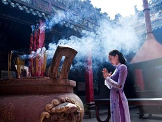 Đi chùa rằm tháng giêng: Chớ dại cầu xin điều này kẻo cả năm xui xẻo, tiền tài tiêu tán
