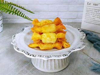 Làm bánh chuối nhanh chưa từng thấy mà siêu cute chỉ với 2 nguyên liệu