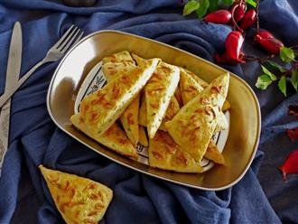 Làm bánh tôm nóng hổi theo cách mới toanh ai ăn cũng sẽ thích mê!