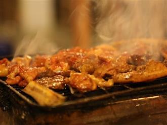 Làm dê nướng ngũ vị đặc sắc, hương vị khó quên