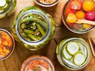 Bí quyết làm rau củ muối siêu tốc chua ngon tuyệt đối